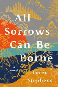 Front Cover - All Sorrows Can Be Borne